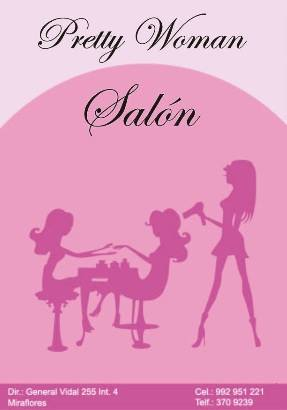 Pretty Woman Salon