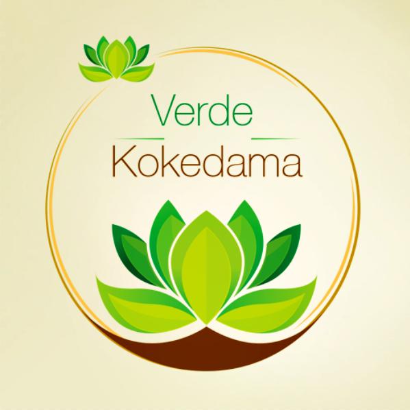 Verde Kokedama